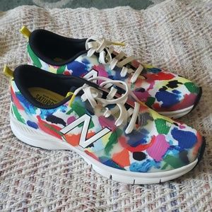 NEW BALANCE Kate Spade Sneakers Size 9 1/2
